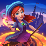 Charms of the Witch Magic Mystery Match 3 Games 2.13.9141 MOD APK