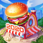 Cooking Frenzy Madness Crazy Chef Cooking Games 1.0.21 MOD APK