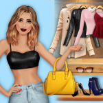 International Fashion Stylist Model Design Studio 4.1 MOD APK