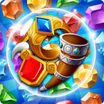 Jewels Time Endless match 2.4.1 MOD APK