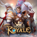 Mobile Royale MMORPG – Build a Strategy for Battle 1.14.0 MOD APK