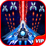 Space Shooter Alien vs Galaxy Attack Premium 1.416 MOD APK