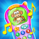 Toy phone Sensory apps for Babies and Toddlers 1.0 MOD APK