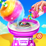 Cotton Candy Shop – Cooking Game 5.2.5009 MOD APK
