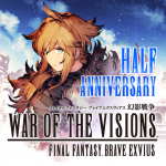 FFBE WAR OF THE VISIONS 2.0.0 MOD APK