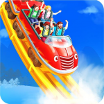 Funtown Build theme parks play match 3 games 0.2.60 MOD APK