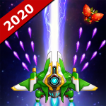 Galaxy Invader Space Shooting 2020 1.49 MOD APK