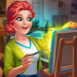 Gallery Coloring Book by Number Home Decor Game MOD APK