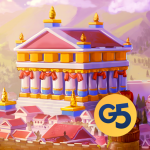 Jewels of Rome Match gems to restore the city 1.11.1101 MOD APK