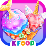 Unicorn Chef Mermaid Cooking Games for Girls 2.0 MOD APK