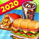 Hell's Cooking: crazy burger, kitchen fever tycoon 1.37 MOD APK