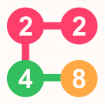 2 For 2: Connect the Numbers Puzzle 2.1.6 MOD APK