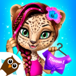 Jungle Animal Hair Salon 2 – Tropical Beauty Salon 5.0.21 MOD APK