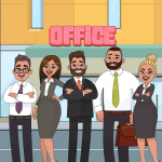 My Office Pretend Lifestyle: Play Town Busy Life 1.0.3 MOD APK