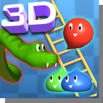 Snakes and Ladders Slime – 3D Battle 1.42 MOD APK
