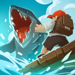 Epic Raft Fighting Zombie Shark Survival 0.7.0 MOD APK
