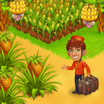 Farm Paradise – Fun farm trade game at lost island 2.15 MOD APK