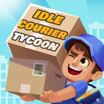 Idle Courier Tycoon – 3D Business Manager 1.0.10 MOD APK