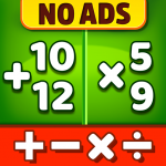Math Games – Addition Subtraction Multiplication 0.0.5 MOD APK