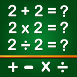 Math Games Learn Add Subtract Multiply Divide 9.1 MOD APK