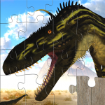 Dinosaurs Jigsaw Puzzles Game – Kids Adults 25.1 MOD APK