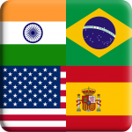 Flags Quiz Gallery Quiz flags name and color Flag 1.0.176 MOD APK