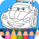 Cars Coloring Pages for Kids 1.3.8 MOD APK