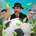 Idle Soccer Tycoon – Free Soccer Clicker Games 3.1.2 MOD APK