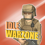 Idle Warzone 3d Military Game – Army Tycoon 1.1 MOD APK