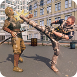 Kung Fu Commando 2020 New Fighting Games 2020 4.5 MOD APK