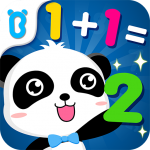 Little Panda Math Genius – Education Game For Kids 8.48.00.01 MOD APK