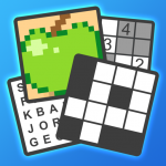 Puzzle Page – Crossword Sudoku Picross and more 3.51 MOD APK