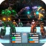 Real Robot Ring Boxing 2019 1.10 MOD APK