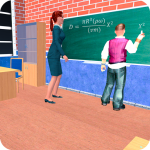 Virtual High School Teacher 3D 2.33.12 MOD APK