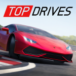 Top Drives Car Cards Racing 12.10.01.11784 MOD APK