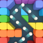 Brick Ball Blast A Free Relaxing 3D Crush Game 1.2.0 MOD APK