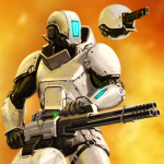 CyberSphere TPS Online Action-Shooting Game 2.17.64 MOD APK