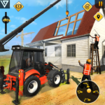 Mobile Home Builder Construction Games 2021 1.9 MOD APK