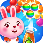 Bubble Pink Bunny Animal Forest 1.0.6 MOD APK