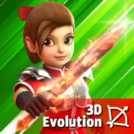 Dashero Archer Sword 3D – Offline Arcade Shooting 0.0.15 MOD APK