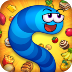 Snake Zone .io – New Worms Slither Game For Free 1.2.1 MOD APK