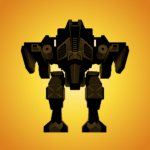 Mech vs Aliens Top down shooter RPG MOD APK
