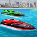 Xtreme Boat Racing 2019 Speed Jet Ski Stunt Games MOD APK
