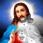 Bible Paint-Color by Number OilPainting by Number MOD APK