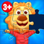 Puzzle Kids – Animals Shapes and Jigsaw Puzzles MOD APK