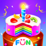 Bake Cake for Birthday Party-Cook Cakes Game MOD APK