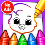 Drawing Games Draw Color For Kids MOD APK
